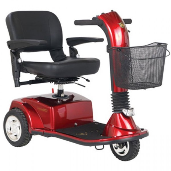 GC240 Companion Scooter in Red