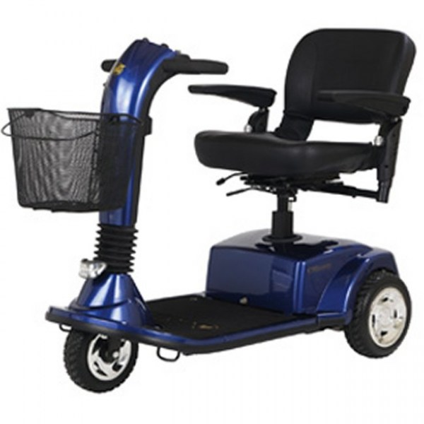 GC340 Companion Scooter in Blue