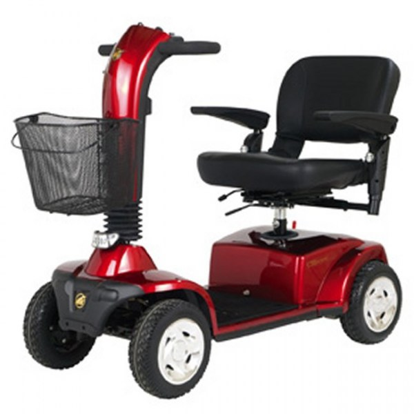 GC440 Companion Scooter in Red