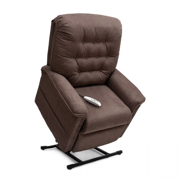 LC358 Lift chair in Walnut
