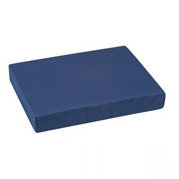 Convoluted Seat Cushion with cover on