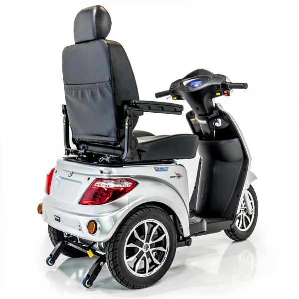 Raptor 3 Wheel Heavy Duty Scooter