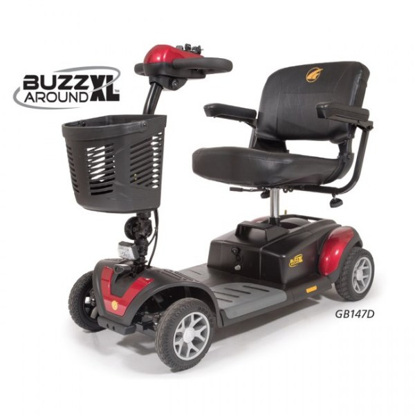 Buzzaround EX Extreme 4-Wheel Scooter