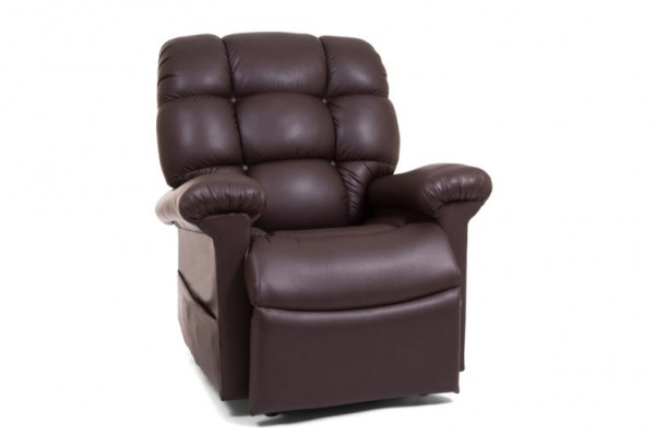 Twilight Power Lift Chair in Brisa Coffee Bean
