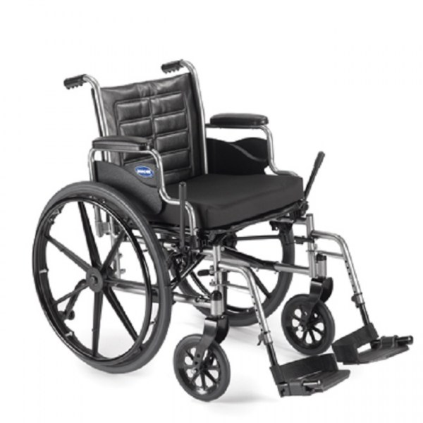 Tracer EX2 Wheelchair with removable desk-length arms