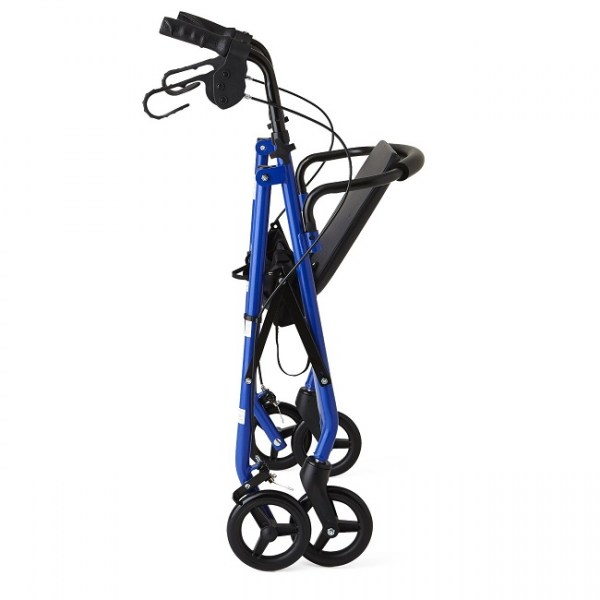 Medline Junior Rollator folded