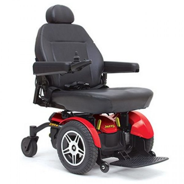 Jazzy Select Elite HD Power Wheelchair