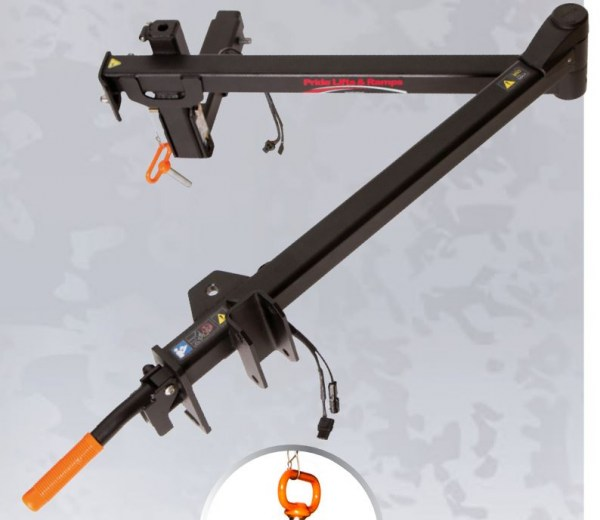 Harmar Swing Away Arm for Outlander Lift