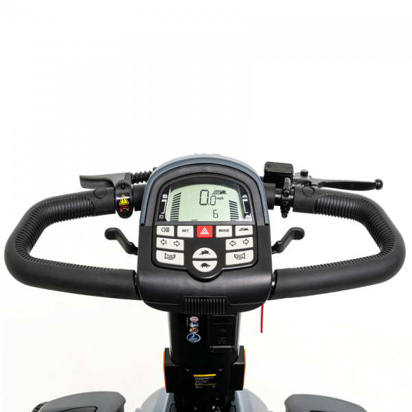 Wrangler All Terraine Scooter Console