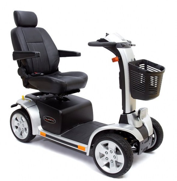 Pursuit 4 Wheel Heavy Duty Scooter