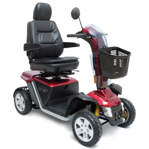 Pursuit XL 4 Wheel Heavy Duty Scooter