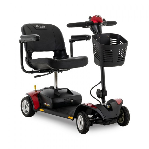 Gogo Elite Traveller 4-wheel w/12Ah battery