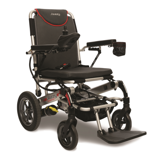 Jazzy Passport Portable Power Wheelchair