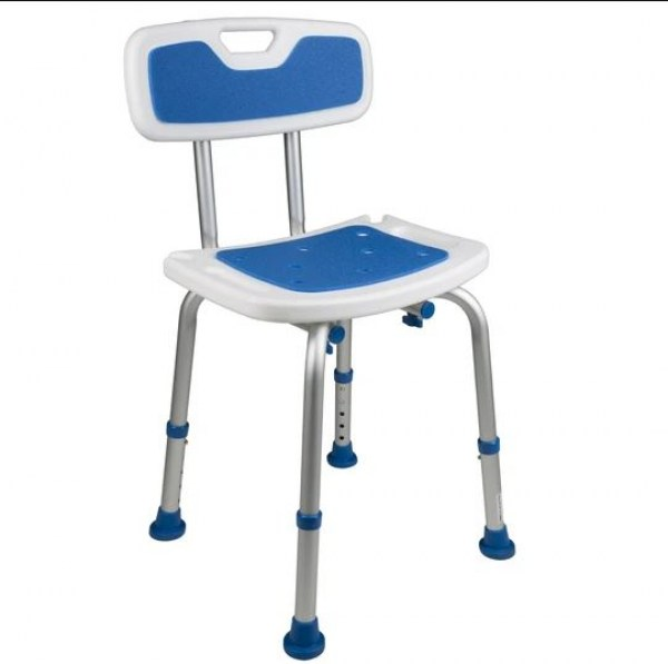 PCP Padded Bath Safety Seat with back