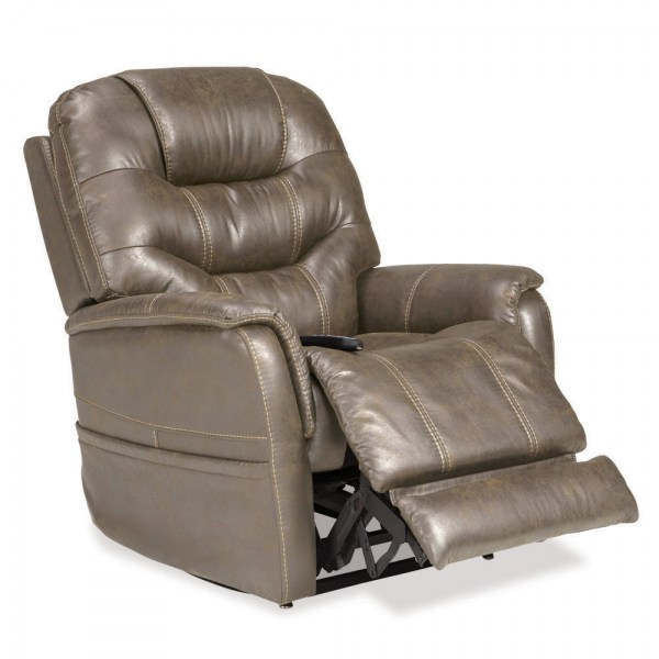 VivaLift Elegance in Badlands Walnut full recline